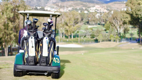 Green Fee en Atalaya Golf & Country Club, ¡18 hoyos!
