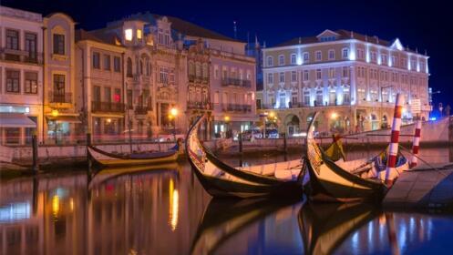 Escapada de 2 noches a Aveiro (Portugal)