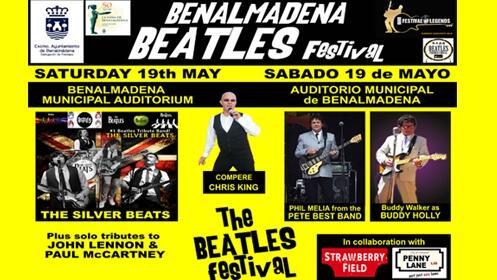 Entrada para The Beatles Festival