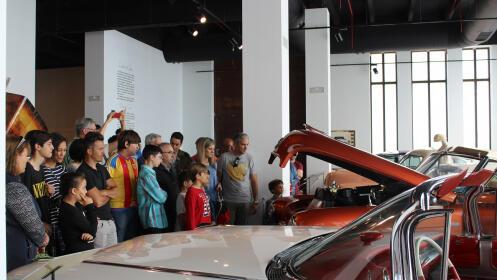 Entrada para el Museo Automovilístico y de la Moda de Málaga