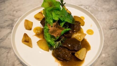 Menú para dos en el Restaurante Beluga