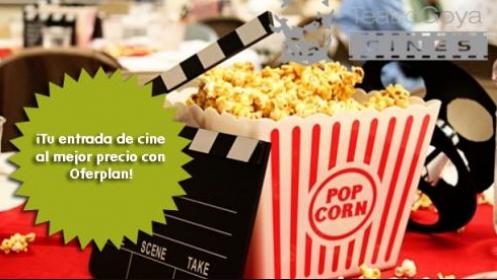 Ven a cines Teatro Goya al mejor precio ¡sólo en Oferplan!
