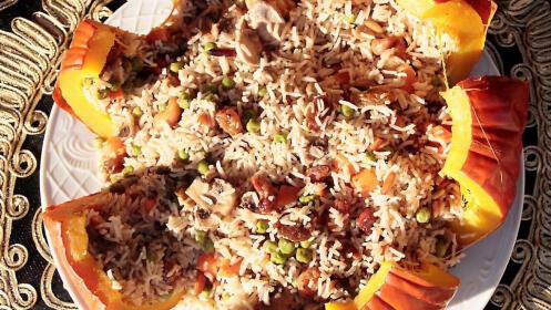 Taller de cocina Árabe Vegana 10 de febrero