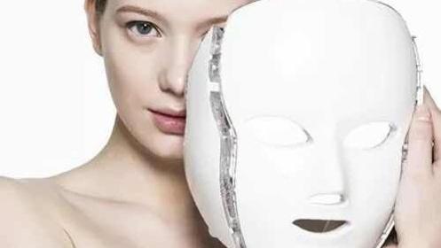 Tratamiento de radiofrecuencia facial+Mascarilla revitalizadora+Máscara LED
