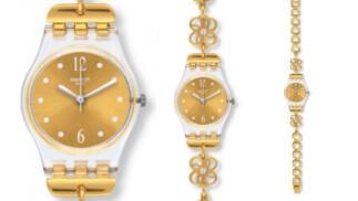 Reloj Swatch Coup de Fleur