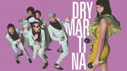 Entrada para el concierto de Dry Martina el 22 de junio