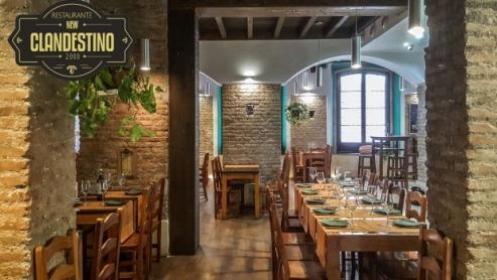 Invitaciones al Festival de Málaga y menú para 2 en L'Atelier Clandestino Gourmet