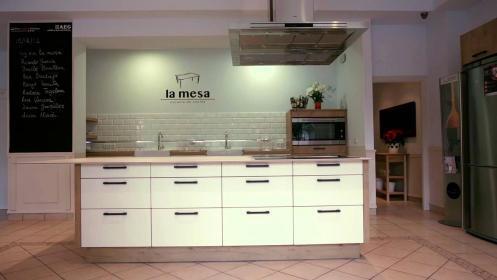 Taller de menú navideño en La Mesa Málaga