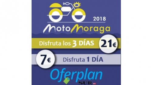 Entrada para Moto Moraga: Conciertos + Exhibición Freestyle, Stunt