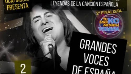 Entradas Tributo a Nino Bravo  + Grandes voces de España