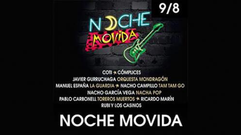 Dos entradas para 'Noche Movida' en Starlite y Menú en la Pesquera