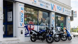 -84% en carnet A2 en Autoescuela Novae Torremolinos