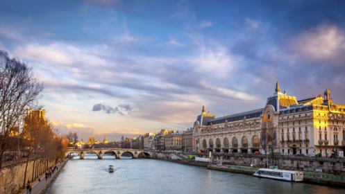 París: 3 días y 2 noches en hotel + vuelos