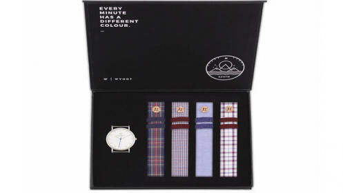 Set de regalo WYNOT WATCHES