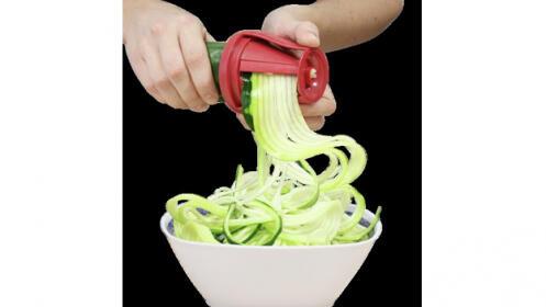 Vegitrim, 2 cortadores de verduras en espiral