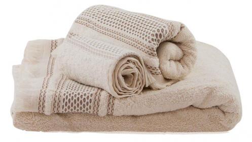 Set de 3 toallas de baño Privata