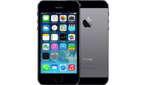iPhone 5S 16GB reacondicionado