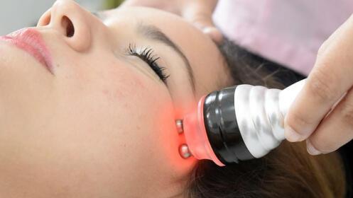 1 o 3 sesiones de tratamiento rejuvenecedor facial con radiofrecuencia 25 o 50 minutos