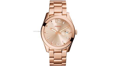 Regalos para ella: reloj Fossil acero rosa para mujer