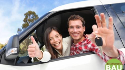 Descuento en carné de conducir: matrícula, teórico y 5 prácticas