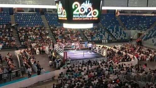 Entrada para la velada de Boxeo
