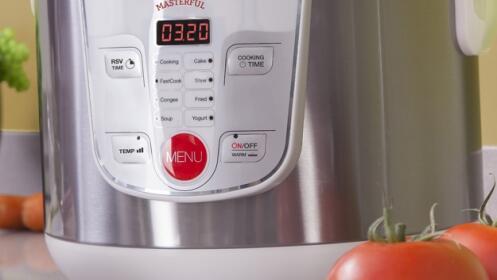 Robot de Cocina Programable Masterful