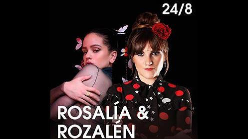 Dos entradas para Rosalía & Rozalen en Starlite y Menú en la Pesquera