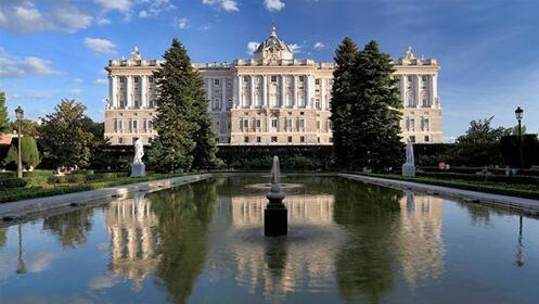 Semana Santa en Madrid para dos - 3 noches en Hotel Silken 4*