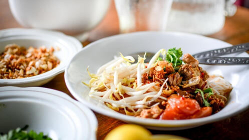 Taller de cocina Thai 27 de enero