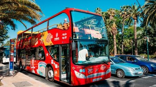Menú para 2 en El Apartamento Gastrobar +  invitaciones Bus turístico Málaga Capital
