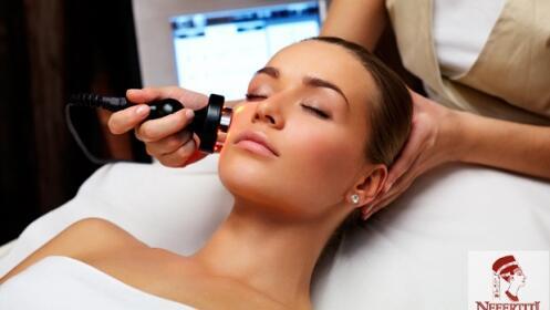 1 o 4 sesiones de tratamiento facial: láser diodo + mascarilla hialurónica
