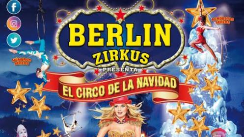 Entrada general Circo Berlín